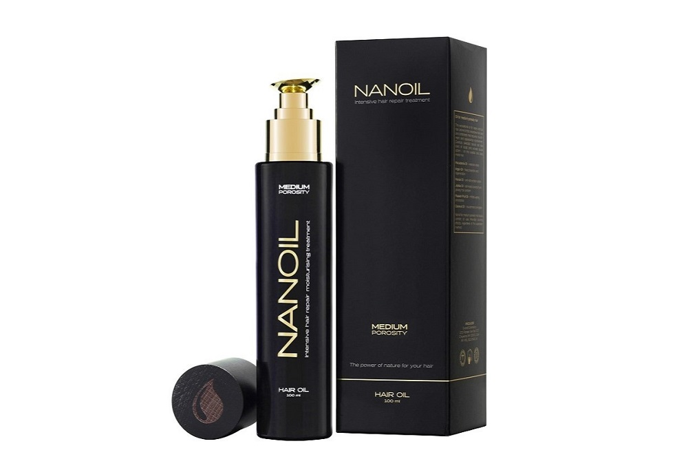 Nanoil Hårolja